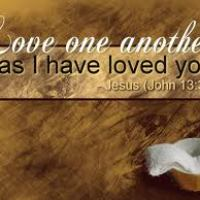"""New Commandment"" John 13:31-35"