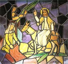 Luke 19 29-40