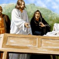 """Live free"" Luke 7:11-17"