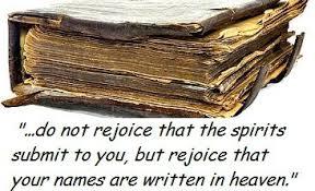 Luke 10 1-20