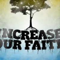 """Increase our faith!"" Luke 17:5-10"
