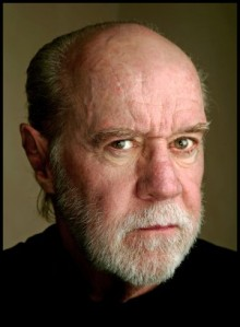 George Carlin in 2004.