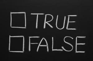 Four lies