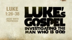 Luke 1 26-38
