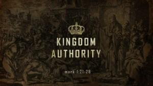 Mark 1 21-28