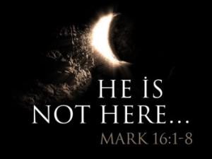 Mark 16 1-8