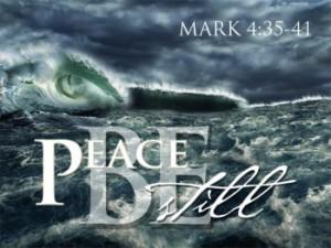 Mark 4 36-41