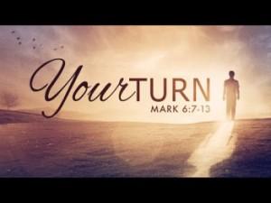 Mark 6 7-13