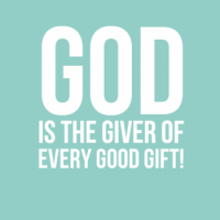 """Who do you want – gifts or the Giver?"" John 6:24-35"