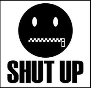 Shut up Bigot