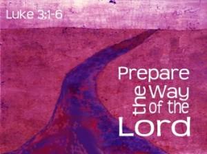 Luke 3 1-6