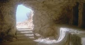 """What if He has risen?"" John 20:1-18"