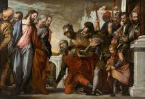 Luke 7 1-10