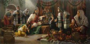 Luke 7 36-50