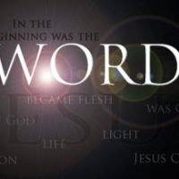 """The light shines in the darkness"" John 1:1-14"