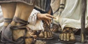 """If only I could touch Him!"" Mark 5:21-43"