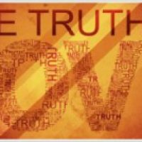 """""""The truth. Does it matter?"""" Ephesians 4:1-16"""