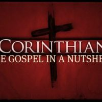 """In the Gospel we stand"" 1 Corinthians 15:1-11"