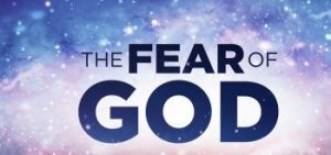 """Let's learn to fear!"" 1 Corinthians 10:1-13"