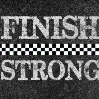 """Let's finish strong!"" Philippians 3:4-14"