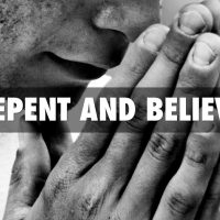 """Repent and believe in the Gospel!"" Mark 1:14-20"
