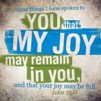 """That our joy may be complete"" 1 John 1:1-2:2"