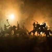 """Generals, rise!"" Mark 9:38-50"